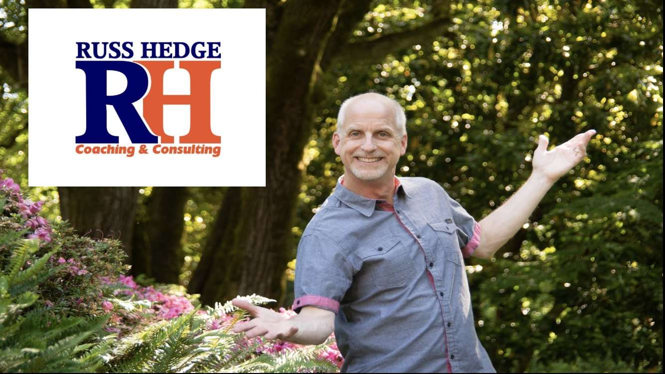 Russ Hedge TLC photo